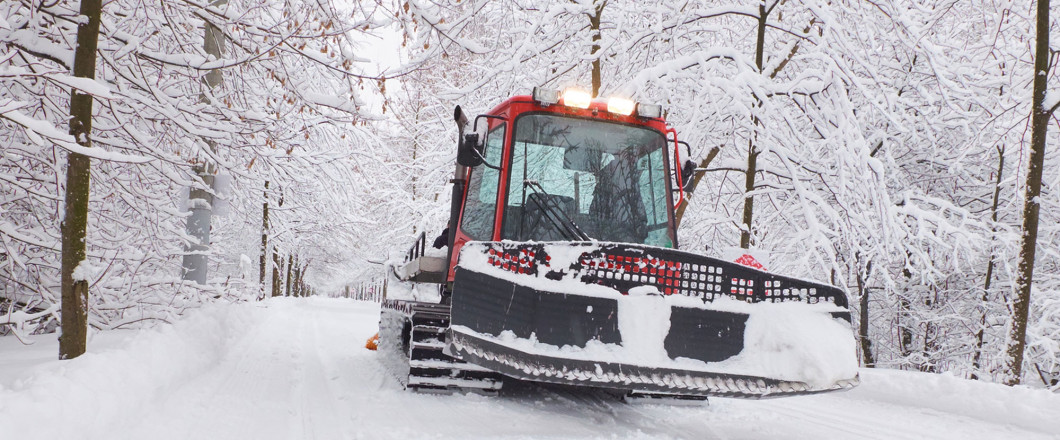 The snow season is upon us, get your equipment ready!